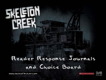 Skeleton Creek Novel Study