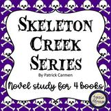 Skeleton Creek Series Novel Guide Bundle