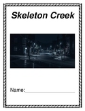 Skeleton Creek and Ghost in the Machine Study Guides (BUNDLED) with Keys