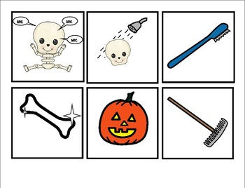 Skeleton Hiccups - Companion Pack (Comprehension, Retell,