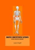 Skeleton: Human Biology Identification: Quiz, bell ringer, warm-up, exit, review