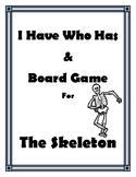 SKELETAL SYSTEM GAMES