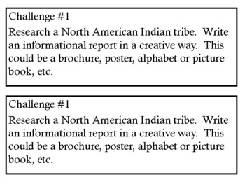 """Skeleton Man"", by J. Bruchac Challenges"