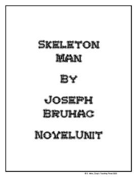 Skeleton Man by Joseph Bruhac