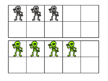 Skeleton Write the Room-Numbers