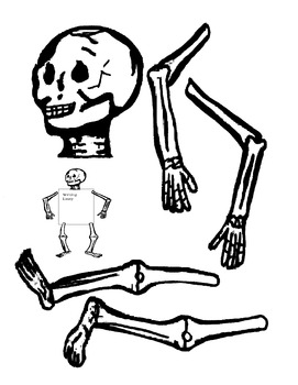 Skeleton Writing