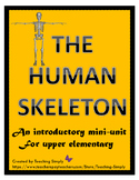 The Human Skeleton Thematic Unit
