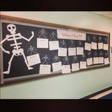 Skeletons Banner **Editable**