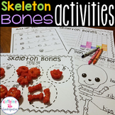 Skeletons - 'Dem Bones Skeleton Math Unit