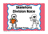 Skeletons Division Race