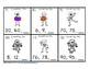 Skeletons Skip Counting Task Cards