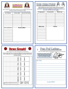 Skellig Comprehension Activities Booklet!