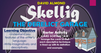 Skellig - The Derelict Garage!