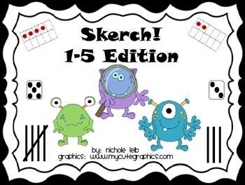 Skerch!  1-5 Edition