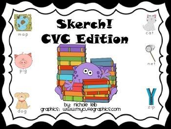 Skerch!  CVC Edition