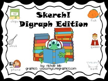 Skerch!  Digraph Edition