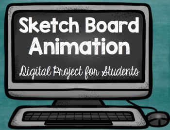 Sketch Board Animation Project