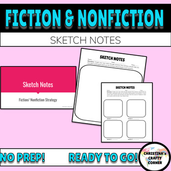 Sketch Notes: Notice and Note Strategy
