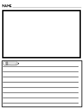 Sketch & Write Vertical