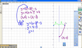 Sketch a Parabola give a Quadratic in Vertex Form