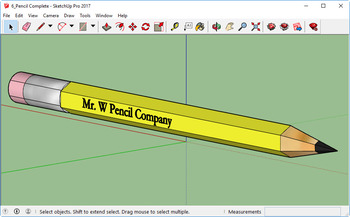 SketchUp - An Introductory 3D Modeling STEM Activity For All Ages