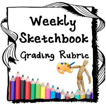 Sketchbook Assignment Grading Rubric