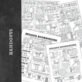 Sketchbook Design and Bookbinding Techniques: Make Your Own Sketchbook