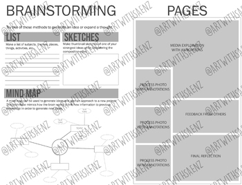 Sketchbook Guidelines