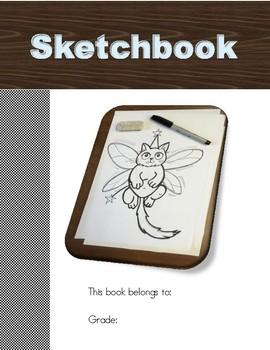 Sketchbook Prompts:  HANDY FOR SUB PLANS