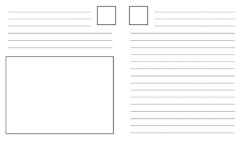 Sketchbook Templates