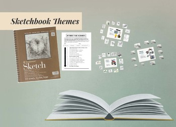 Sketchbook Theme Assignments