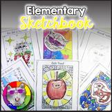 Sketchbook for Elementary School Art