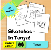 Sketches in Tanya