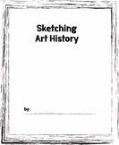 Sketching Art History