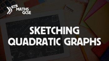 Sketching Quadratic Graphs - Complete Lesson