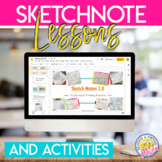 Sketchnotes in the Classroom: Note-taking Lessons for Students