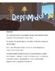 Sketchy Blues Movie Talk Packet