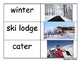 Skiing Nonfiction Close Read with Comprehension and Vocabulary
