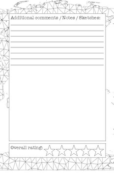 Skiing journal