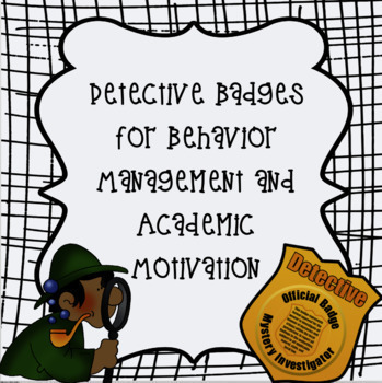Skill Badges for Behavior Management and Academic Motivation