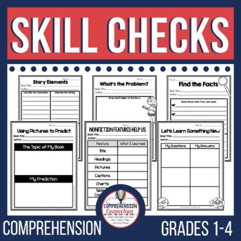 Skill Based Comprehension Checks for Primary