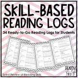 Skill-Based Reading Logs