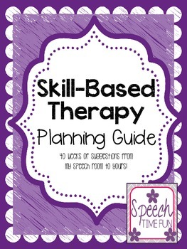 Skill-Based Therapy Guide