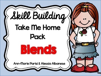 Skill Building Take Me Home Pack - Blends