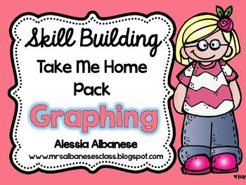 Skill Building Take Me Home Pack - Graphing