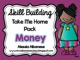 Skill Building Take Me Home Pack - Money