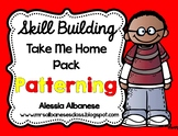 Skill Building Take Me Home Pack - Patterning