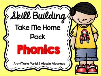 Skill Building Take Me Home Pack - Phonics