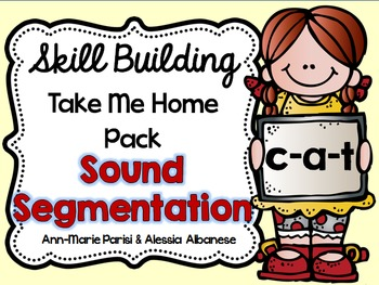 Skill Building Take Me Home Pack - Sound Segmentation