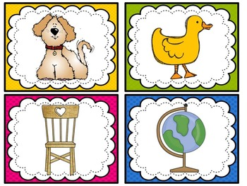 Skill Building Take Me Home Pack - Syllables